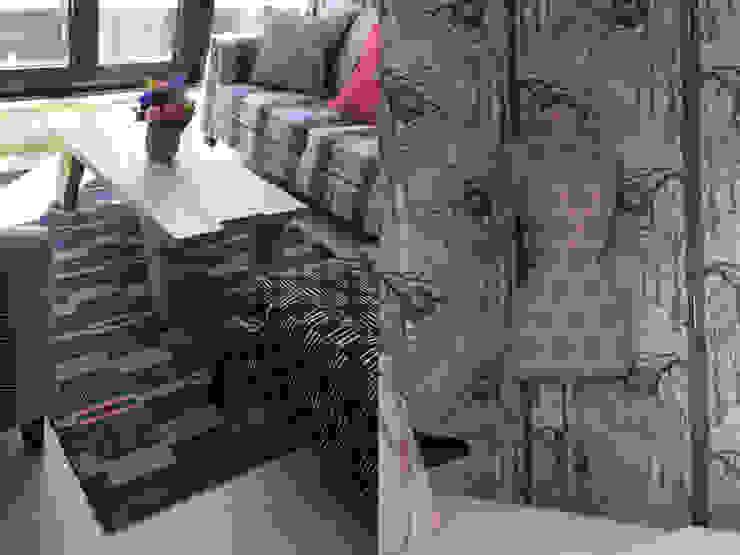 Ham Yard Hotel suite, London by Vanderhurd Eclectic