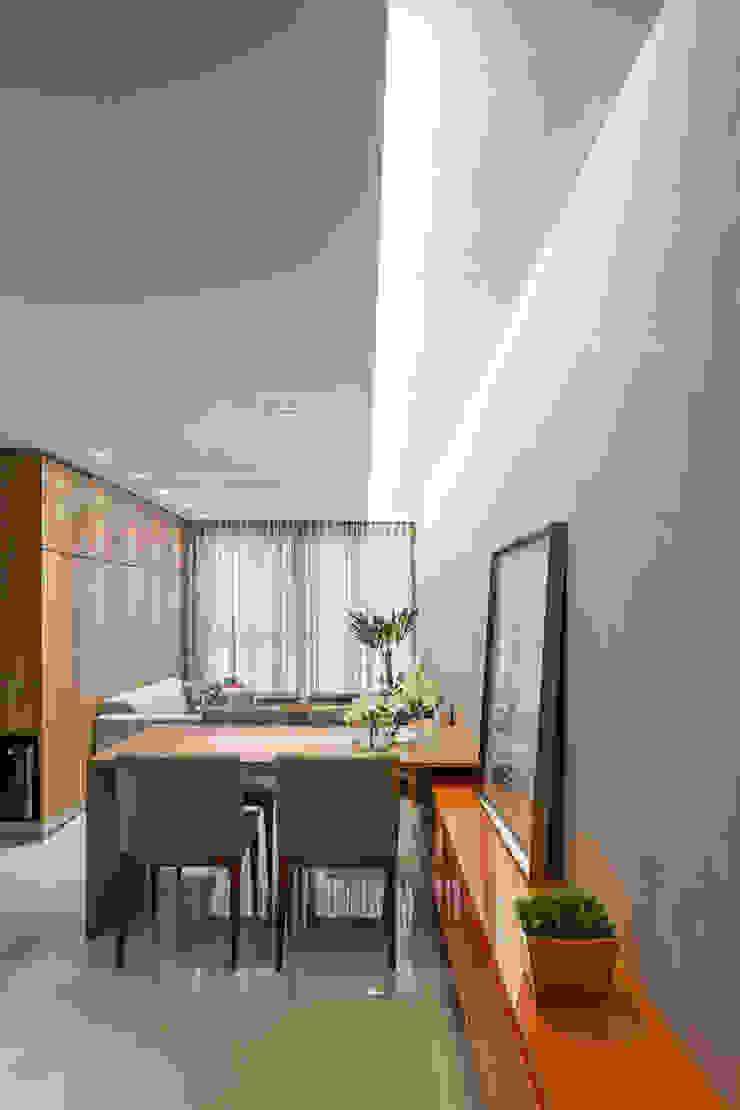 Sala de jantar por BEP Arquitetos Associados Moderno