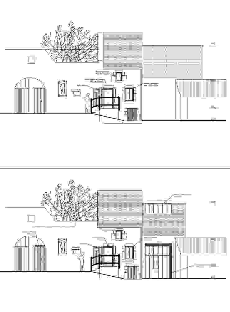 de Atelier d'Ersu & Blanco Moderno