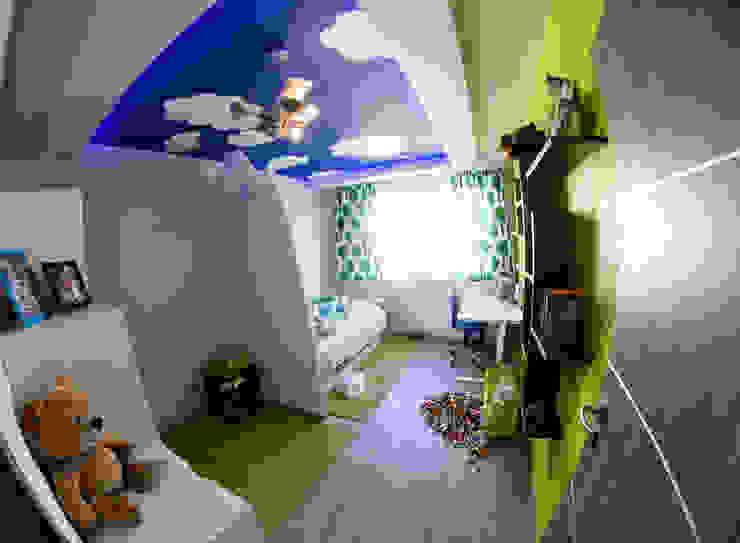 Nova Nowoczesny pokój dziecięcy od Arkadiusz Grzędzicki projektowanie wnętrz Nowoczesny