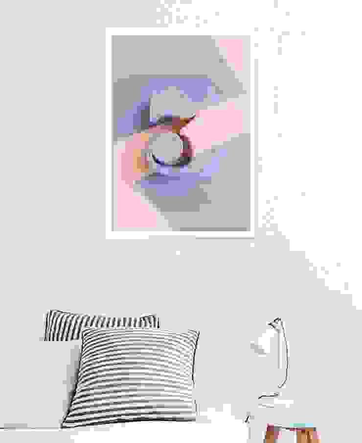Bureau minimaliste par JUNIQE Minimaliste