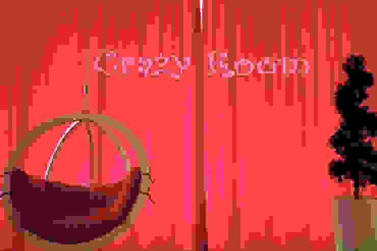 Crazy Room od Arkadiusz Grzędzicki projektowanie wnętrz Nowoczesny