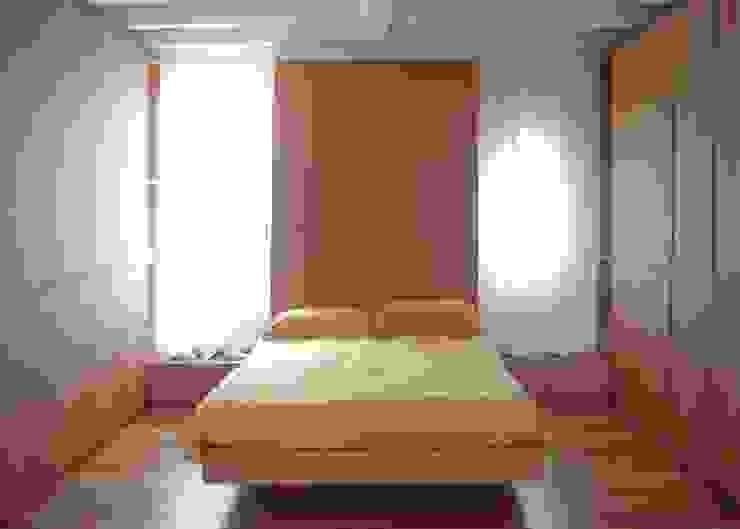 Camera da letto Camera da letto moderna di architetti5 Moderno