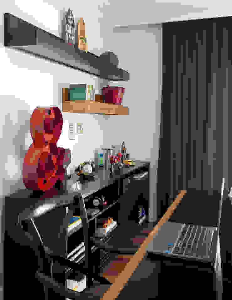 Local de estudo Vilma Massud Design de Interiores Quartos modernos