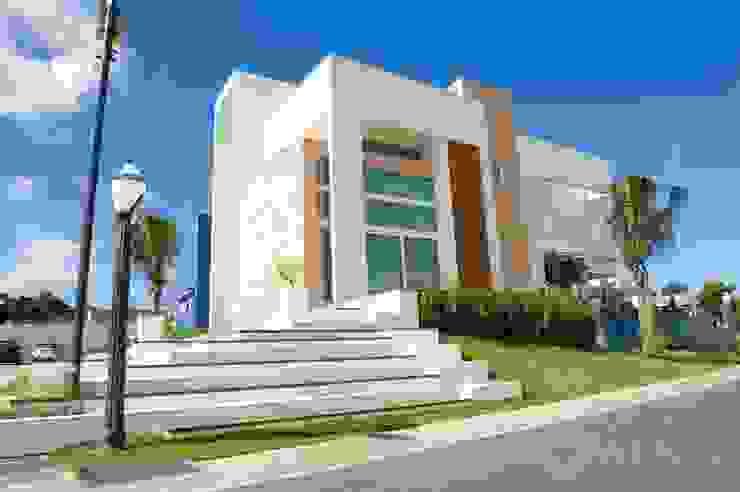 A15 Residência Casas modernas por Canisio Beeck Arquiteto Moderno