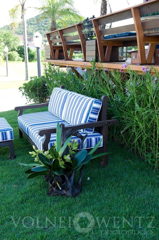 A15 Residência Jardins ecléticos por Canisio Beeck Arquiteto Eclético
