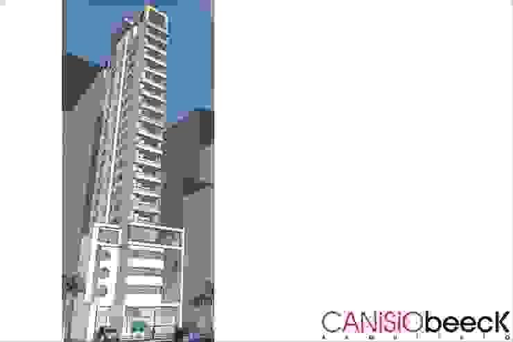 Edifício Lecence Casas modernas por Canisio Beeck Arquiteto Moderno