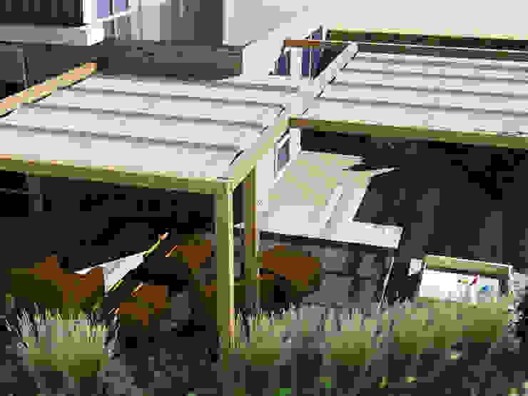 Beeld impressies in 3D Moderne tuinen van Bladgoud-tuinen Modern