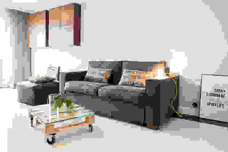 Living room by Arkadiusz Grzędzicki projektowanie wnętrz, Minimalist