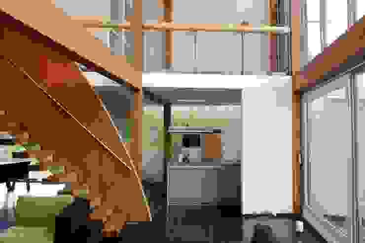 Woonhuis te Aarlanderveen Moderne keukens van SEP Blauwdruk architecten Modern