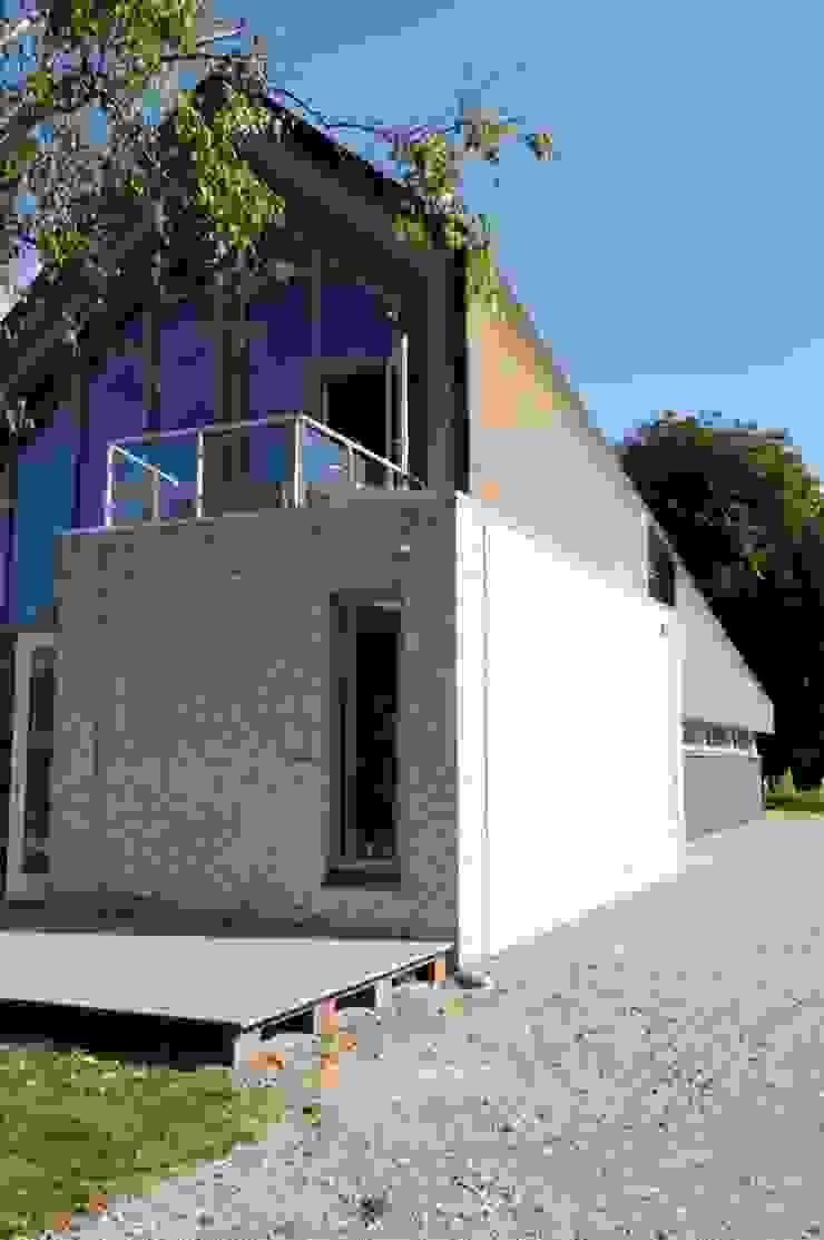 Woonhuis te Aarlanderveen Landelijke huizen van SEP Blauwdruk architecten Landelijk