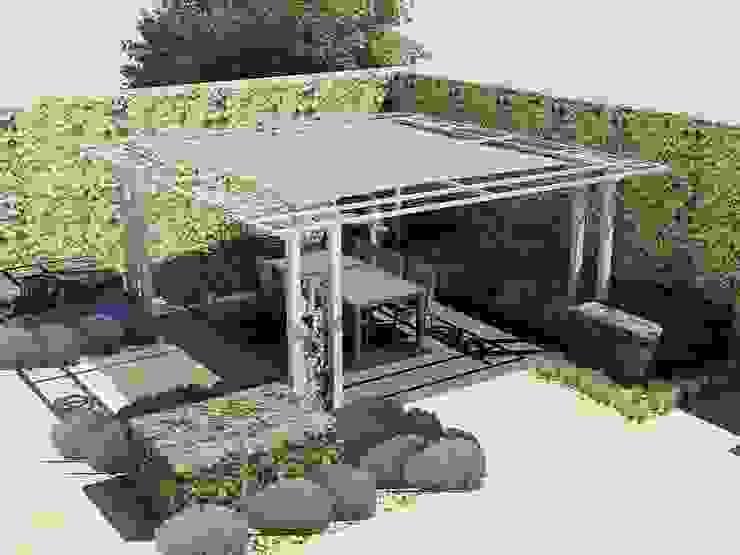 Jardines de estilo industrial de Bladgoud-tuinen Industrial