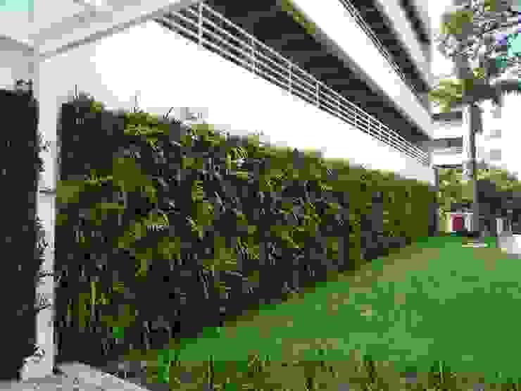 Quadro Vivo Urban Garden Roof & Vertical Gedung perkantoran