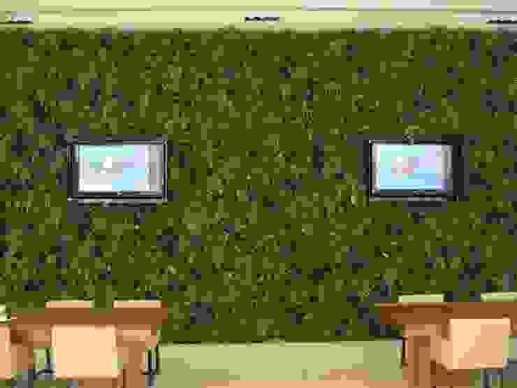 Quadro Vivo Urban Garden Roof & Vertical Event Venue Modern