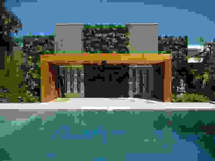 Quadro Vivo Urban Garden Roof & Vertical Taman Gaya Asia