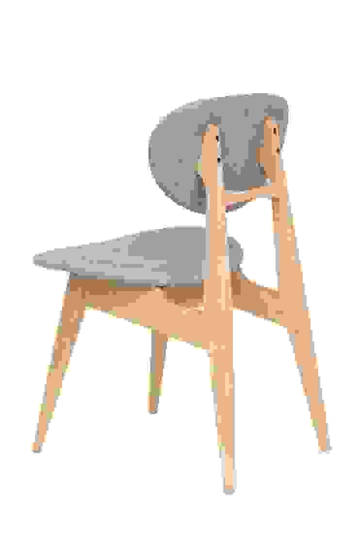 krzesł | szara perła od Magiel Klasyczny