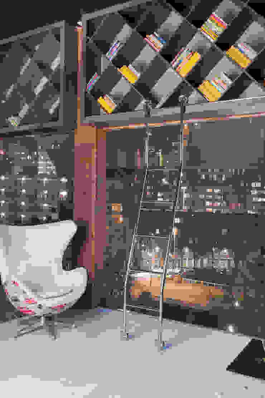 Escada deslizante por Masutti Copat Moderno