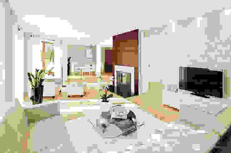 Salas de estar minimalistas por Tadilat Şirketleri Minimalista