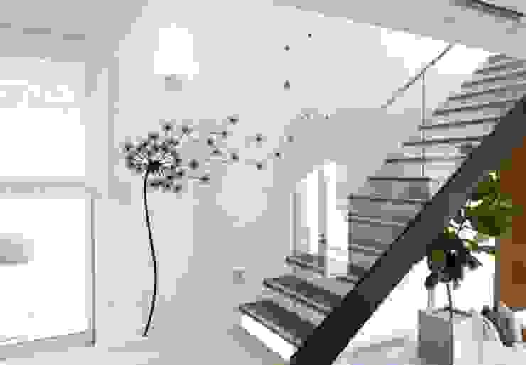 Parede e piso  por wall-art.fr