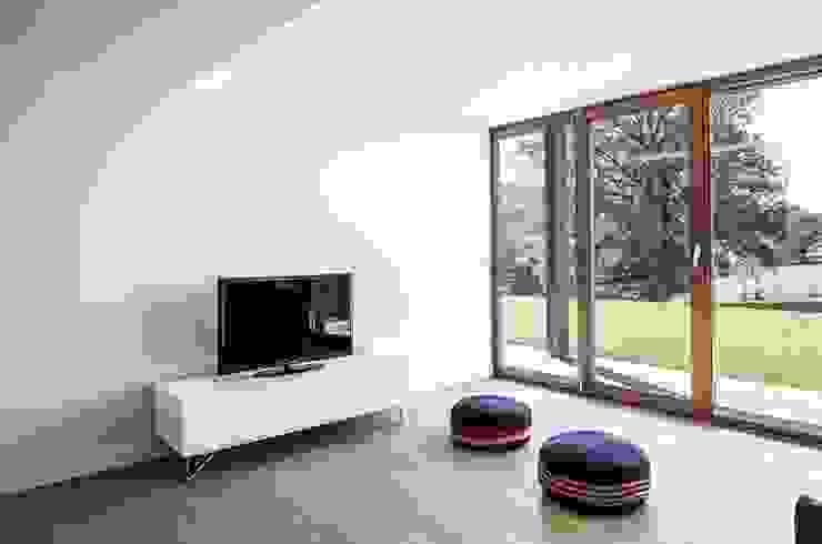 od Pavillonchamps Atelier d'Architecture Nowoczesny