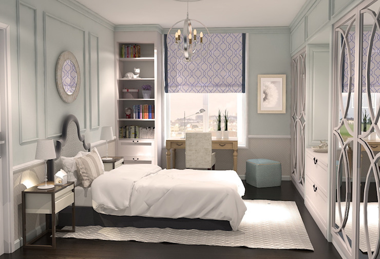 Квартира Шуваловский проспект. Детская комнатa в классическом стиле от Ivory Studio Классический