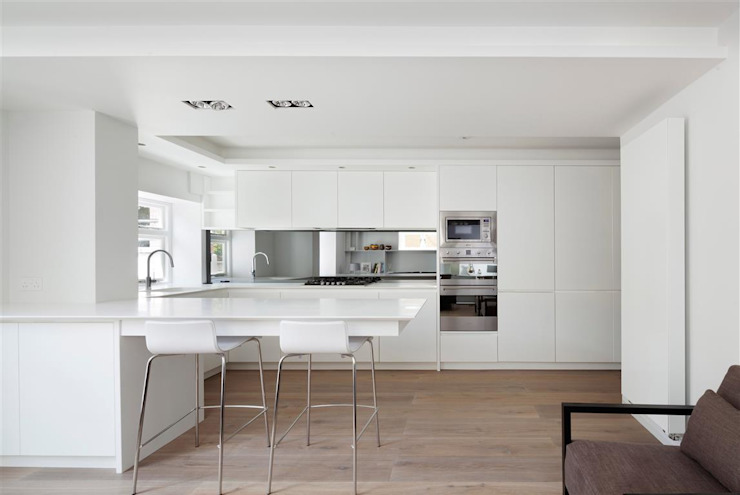 Holland Park Flower Michelin 現代廚房設計點子、靈感&圖片