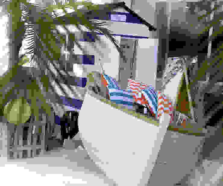 Beach house van Groothandel in decoratie en lifestyle artikelen Mediterraan