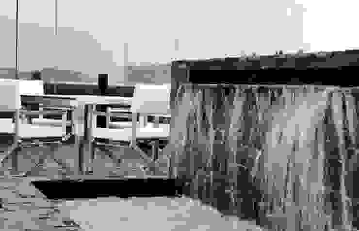 Penthouse Torre Equus Balcones y terrazas modernos de BAO Moderno