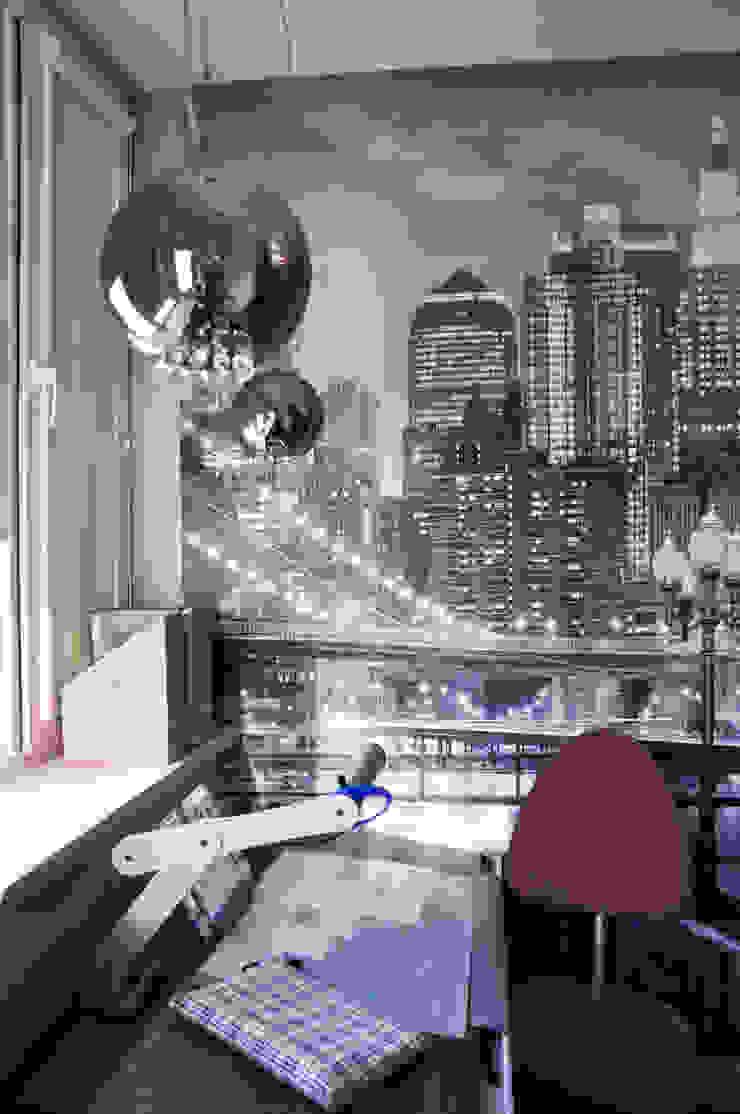 КРЕМ-БРЮЛЕ <q>ПО-КЛАССИЧЕСКИ</q> от студия дизайна архитектурной среды 'S-KVADRAT' Эклектичный
