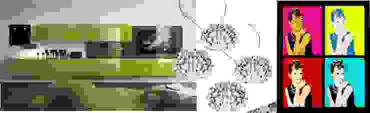 ОБЛОЖКА Детская комнатa в стиле минимализм от студия дизайна архитектурной среды 'S-KVADRAT' Минимализм