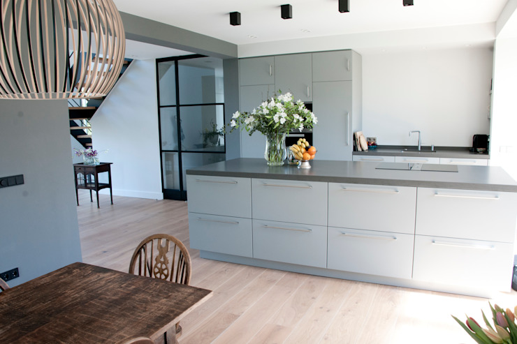 Dapur Modern Oleh Zilva Vloeren Modern