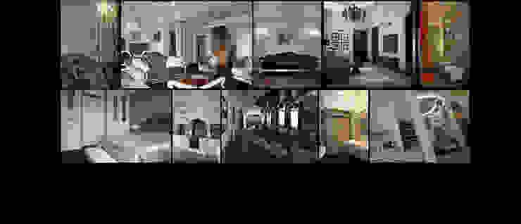 ОБЛОЖКА Гостиная в классическом стиле от студия дизайна архитектурной среды 'S-KVADRAT' Классический