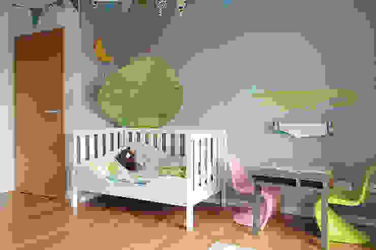 Haus N Moderne Kinderzimmer von marcbetz architektur Modern