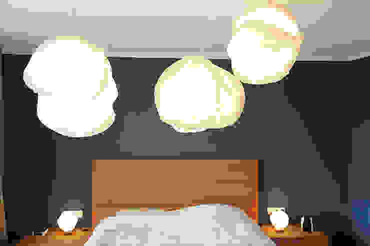 Haus N Moderne Schlafzimmer von marcbetz architektur Modern