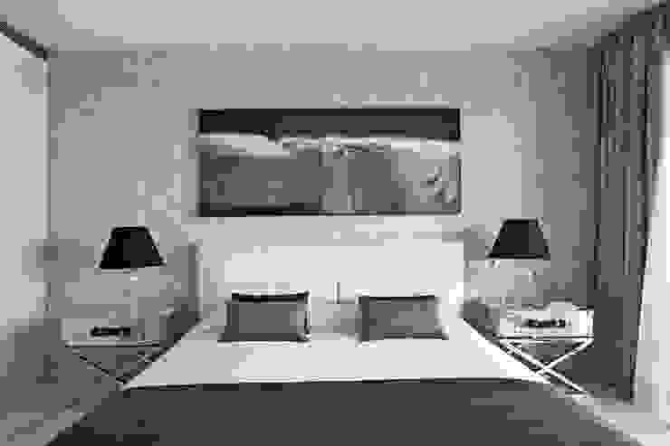 IND Archdesign Kamar Tidur Gaya Mediteran