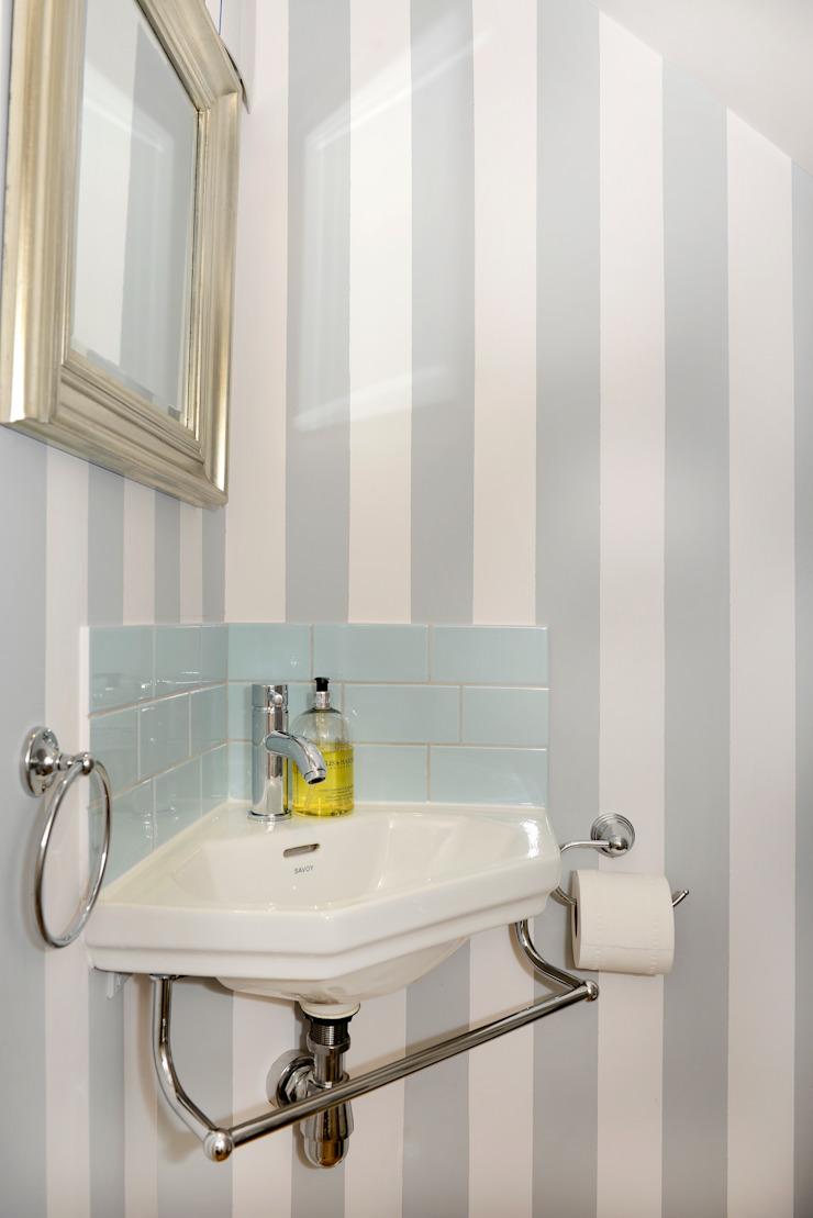 Family Home Ruth Noble Interiors BathroomDecoration