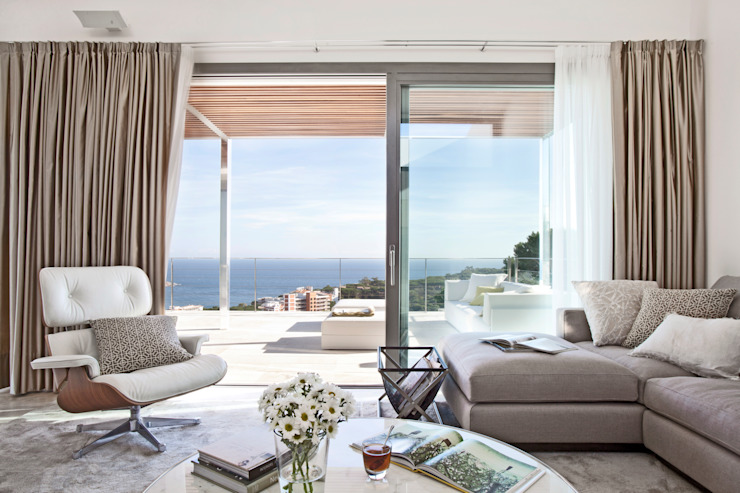 Living room by IND Archdesign