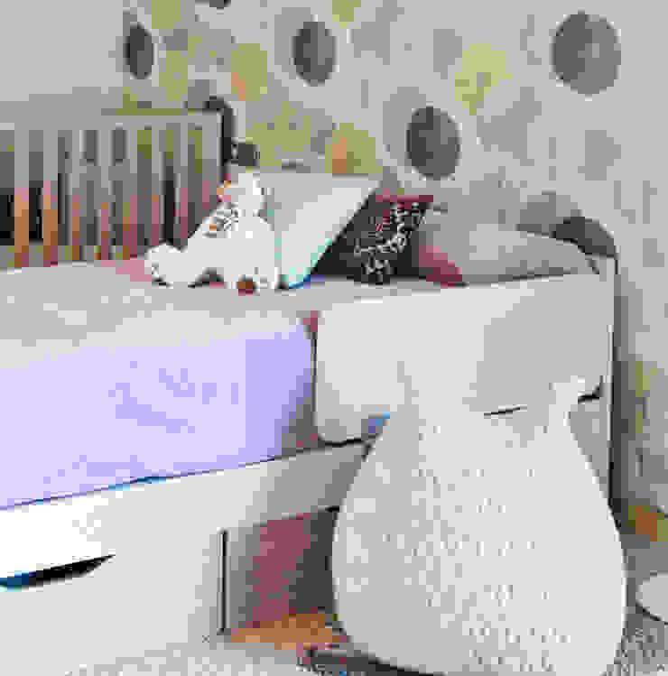 Дом в Сагаро, Испания. Детская комната. IND Archdesign. Детская комнатa в средиземноморском стиле от IND Archdesign Средиземноморский