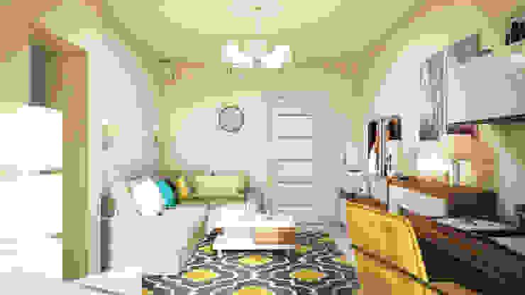 Гостиная Гостиная в классическом стиле от tatarintsevadesign Классический
