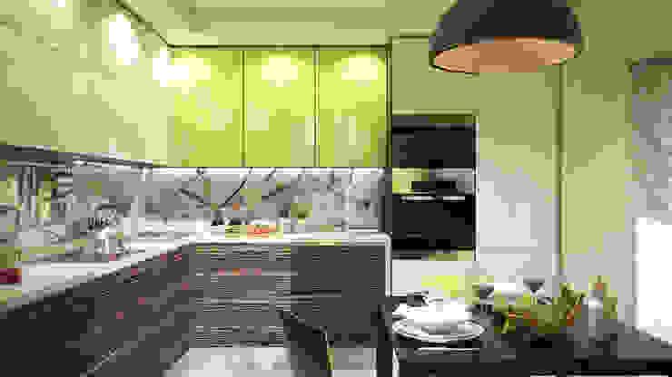Кухня Кухня в классическом стиле от tatarintsevadesign Классический
