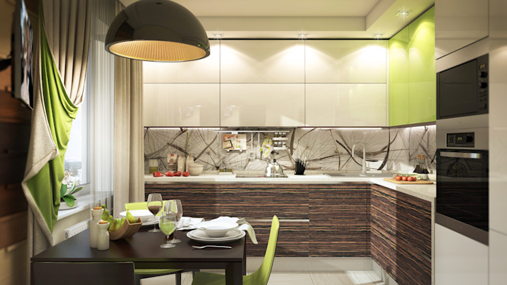 Kitchen by tatarintsevadesign, Classic