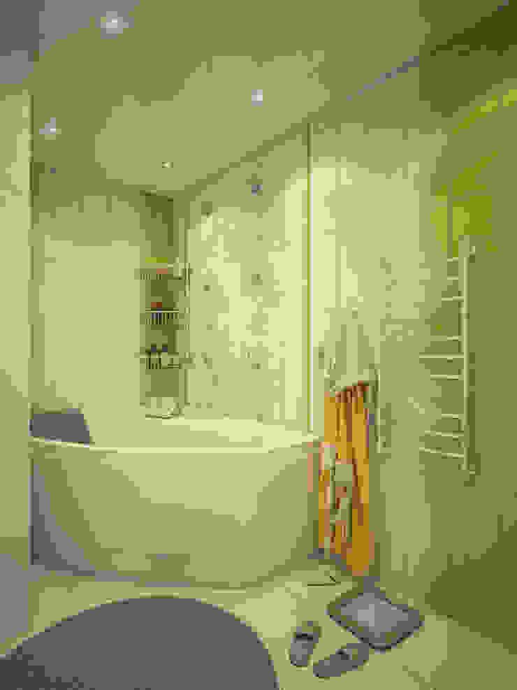 Ванная Ванная в классическом стиле от tatarintsevadesign Классический