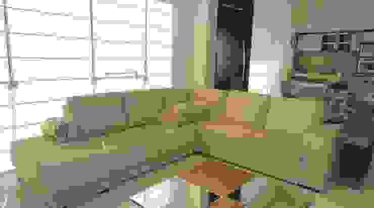 Interior Residência por Kubbo Arquitetos Moderno