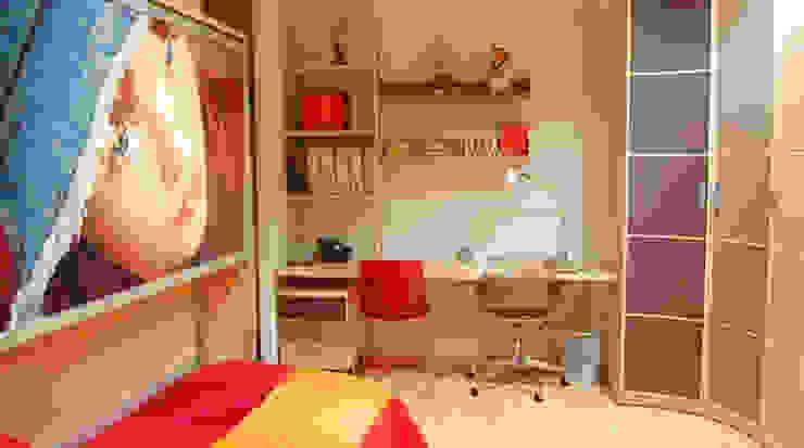 Juvenil: Habitaciones infantiles de estilo  de Gramil Interiorismo II - Decoradores y diseñadores de interiores ,