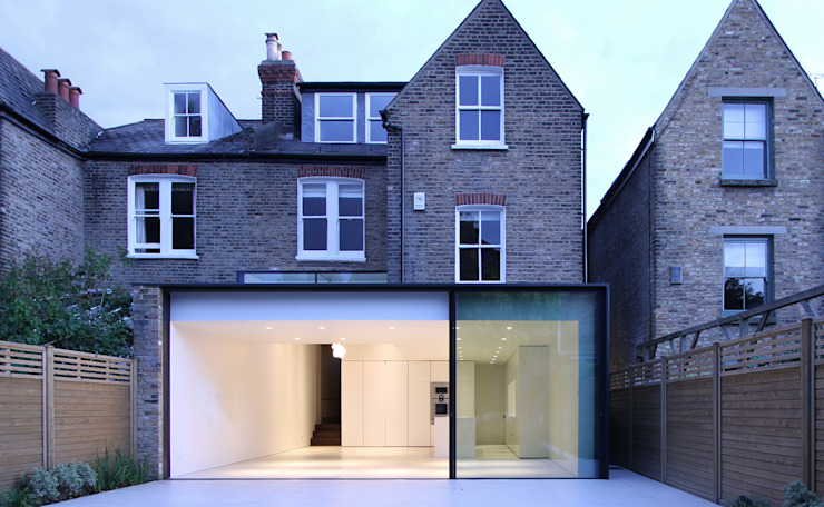 ELMS ROAD LBMVarchitects Modern Houses