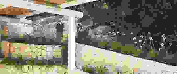 otragiardini Mediterranean style garden