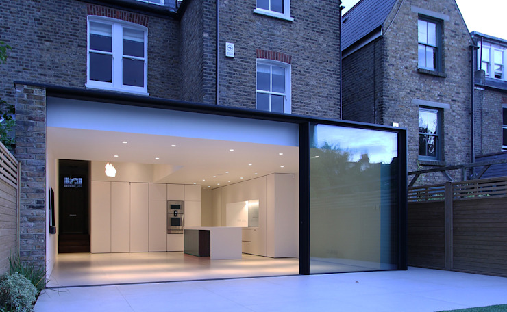ELMS ROAD LBMVarchitects 廚房