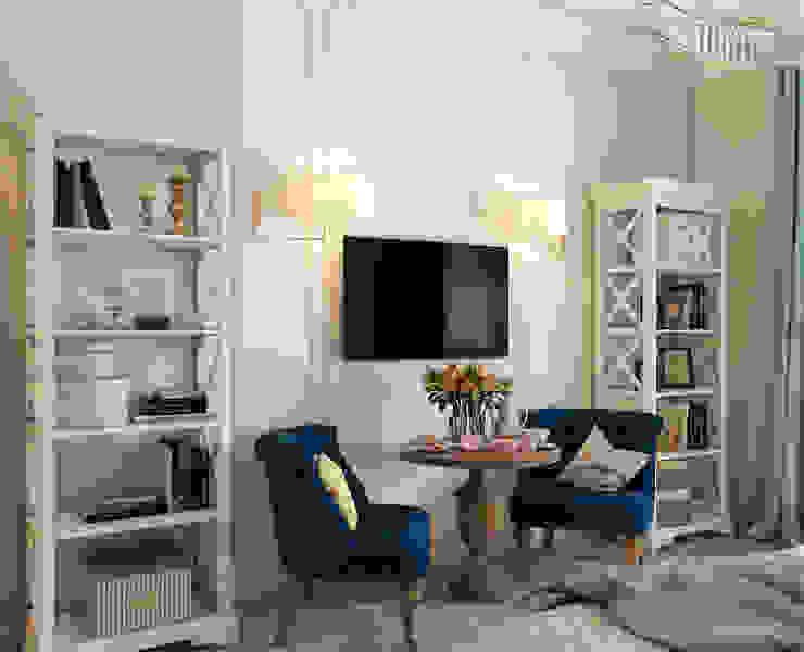 tatarintsevadesign Habitaciones de estilo clásico