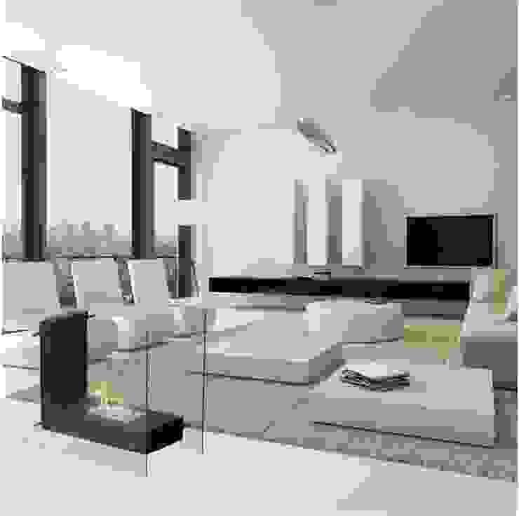 Clearfire - Lareiras Etanol Living roomFireplaces & accessories Iron/Steel Black
