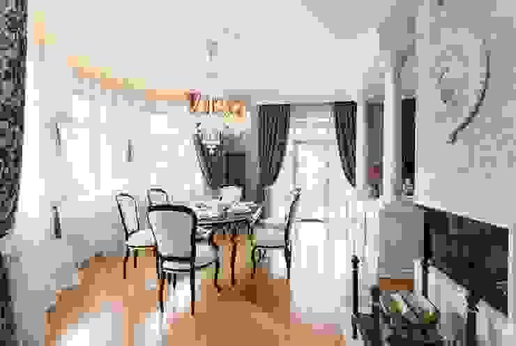 Ruang Makan Klasik Oleh AGRAFFE design Klasik